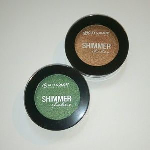 ❤ 3/$15 ❤ City Color Cosmetics Shimmer Shadow